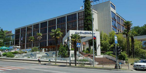 Сочи пансионат отель СОЧИ БРИЗ ОТЕЛЬ Сочи, официальный сайт продаж